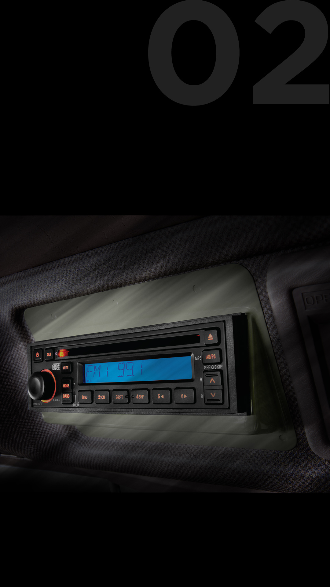 Radio/ USB/MP3**